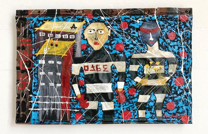 Art by Michel Delgado.