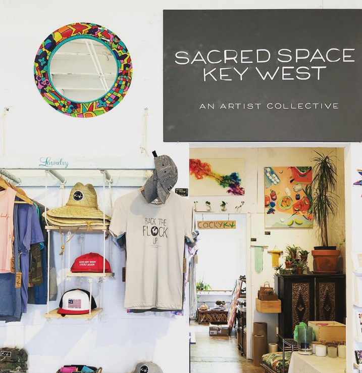 Sacred Space is the newest artisan emporium on the block.