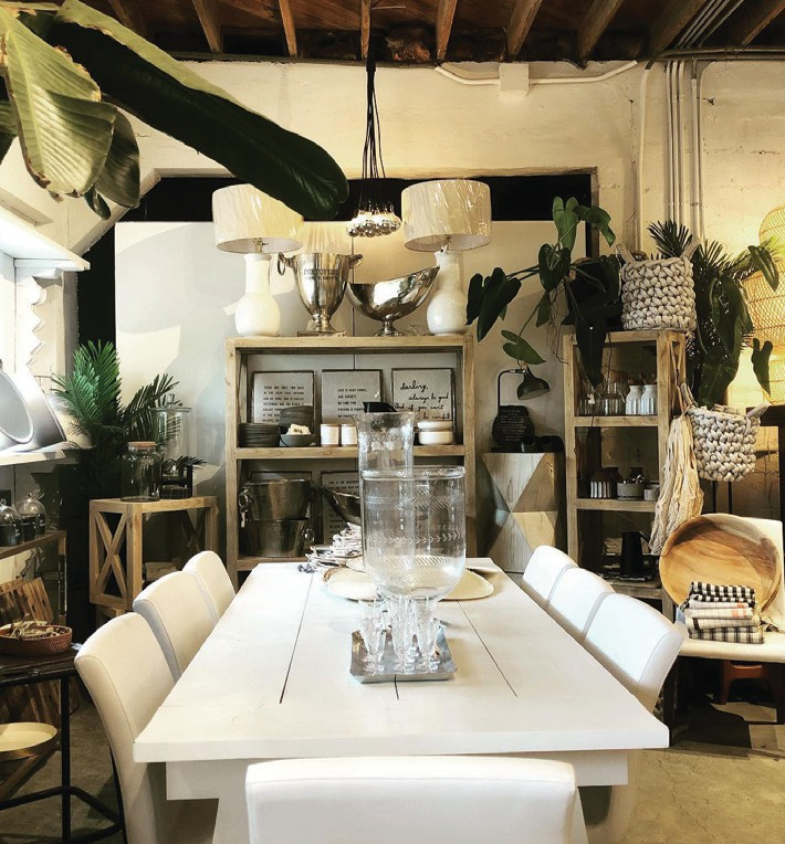 Get highly curated furniture and home accessories from lifestyle studio and design space Soul House. COURTESY PHOTO