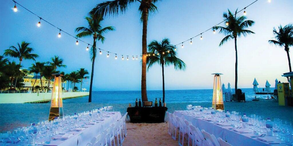 The 12th annual Key West Food & Wine Festival runs Wednesday, Jan. 27, through Sunday, Jan. 31. COURTESY PHOTO