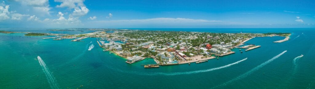 According to the most recent data from Altos Research, the median list price for a home in Key West is $1.1 million — about three times the national median of $340,000. COURTESY PHOTO