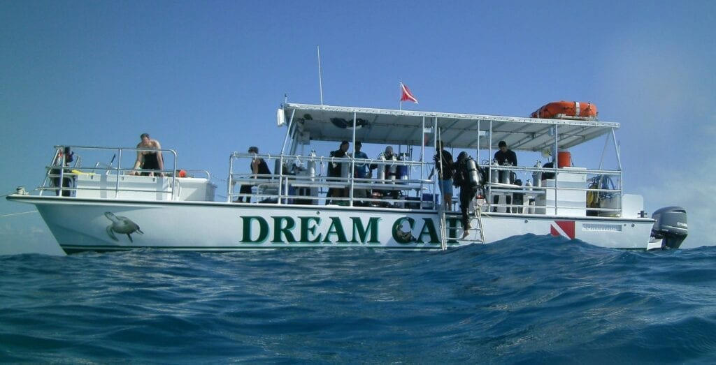 An excursion on the Dream Cat is available through Lost Reef Adventures. COURTESY PHOTO