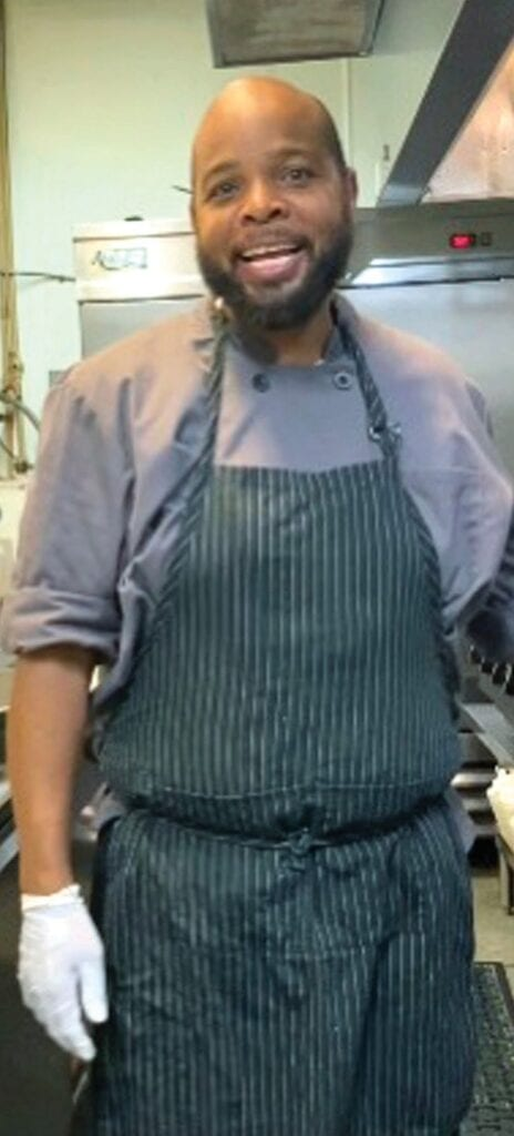 Cyrus Jean is chef at Viva Argentinian Steakhouse on Duval Streeet. COURTESY PHOTO