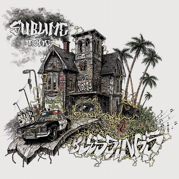 """Sublime With Rome's latest album, """"Blessings."""" RED MUSIC"""